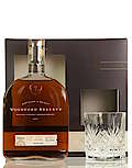 Woodford Reserve Distillers Select with Kristallglas-Tumbler