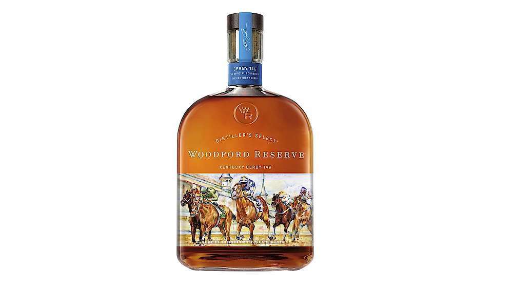 Woodford Reserve Kentucky Derby Edition No. 146 - Whisky.com
