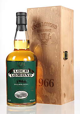 Loch Lomond in Wooden Case