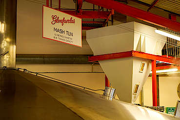 Glenfarclas mash tun uploaded by Ben, 29. Nov 2019