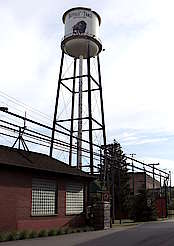 Buffalo Trace water tank uploaded by Ben, 23. Jun 2015