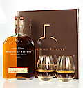 Woodford Reserve with 2 Glasses