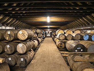 BenRiach dunnage warehouse uploaded by Ben, 07. Dec 2018