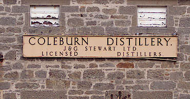 Coleburn company sign uploaded by Ben, 17. Feb 2015