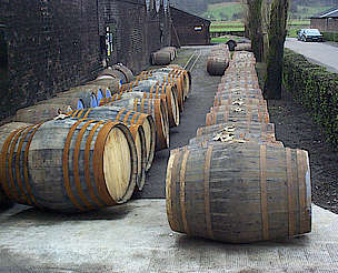 Glengoyne filled casks uploaded by Ben, 18. Mar 2015