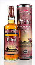 Benriach Claret Wood Finish