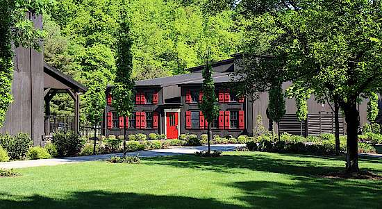 The Makers Mark distillery