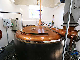 Benromach mash tun uploaded by Ben, 07. Dec 2018