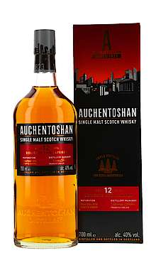 Auchentoshan Delicate and Layered