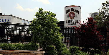 Jim Beam view from the street uploaded by Ben, 22. Jun 2015