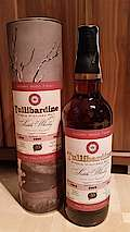 Tullibardine Sherry Wood Finish