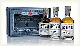 Westland Core Range Collection (3 x 20cl)