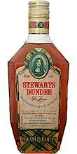 Stewarts Dundee De Luxe Blended Scotch Whisky (1960er)