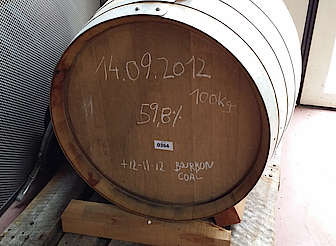 Puni cask uploaded by Ben, 12. May 2015