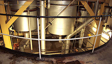 Glenfarclas evaporation plant for distillation residues uploaded by Ben, 11. Mar 2015