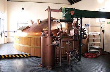 Cragganmore mash tun uploaded by Ben, 17. Feb 2015