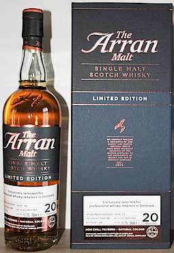 Arran Limited Edition -Cask #135