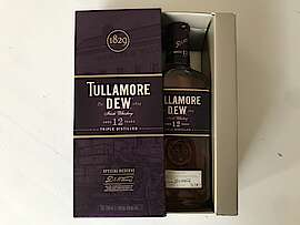 Tullamore D.E.W. Triple Distilled - Special Reserve