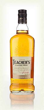 Teachers Highland Cream (Relaunch 2016)