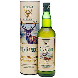 Glen Ranoch - Single Highland Malt Scotch Whisky