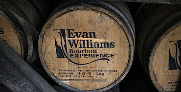 Heavenhill barrel with an Evan Williams stamp. uploaded by Ben, 12. Jun 2015