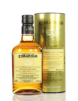 Edradour sauternes cask matured 3rd batch