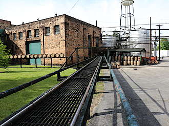 Buffalo Trace rails for the barrels uploaded by Ben, 21. Jul 2015