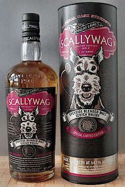 Scallywag Natural Cask Strength - Special Limited Edition No.2