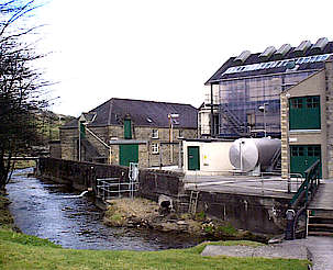 Strathmill still and warehouse uploaded by Ben, 29. Apr 2015