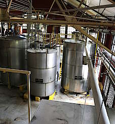Four Roses treated water tanks uploaded by Ben, 22. Jun 2015