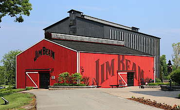 Jim Beam tasting room uploaded by Ben, 22. Jun 2015