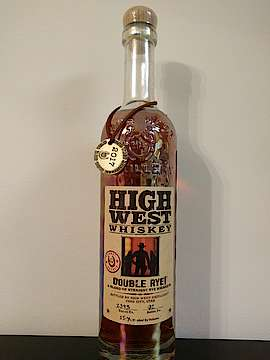 High West Double Rye Barrel Select Quady Port