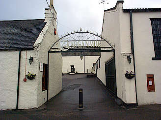 Cragganmore entrance gate uploaded by Ben, 17. Feb 2015
