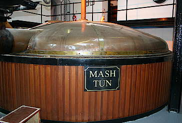 Bowmore mash tun uploaded by Ben, 16. Feb 2015