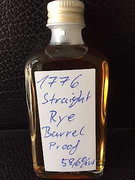 1776 Barrel Proof