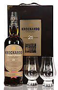 Knockando Master Reserve with 2 Glasses