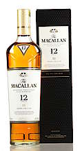 Macallan Sherry cask - new Design
