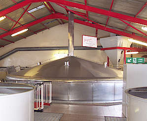 Glenfarclas mash tun uploaded by Ben, 11. Mar 2015