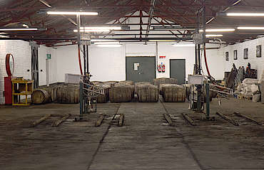 Bunnahabhain cask filling uploaded by Ben, 25. Jan 2016