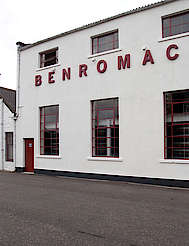 Benromach distillery now uploaded by Ben, 16. Feb 2015