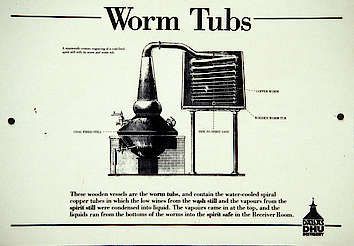 Dallas Dhu worm tubs explanation uploaded by Ben, 17. Feb 2015
