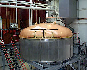 Glengoyne mash tun uploaded by Ben, 18. Mar 2015