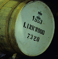 Linkwood cask uploaded by Ben, 08. Apr 2015