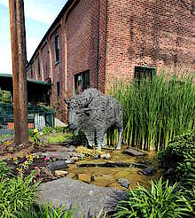 Buffalo Trace mascot uploaded by Ben, 23. Jun 2015