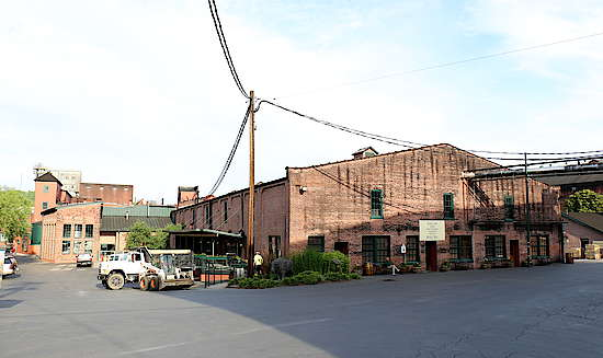 The Buffalo Trace Visitor Centre