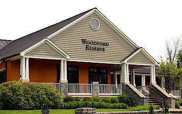 Woodford Reserve visitor center uploaded by Ben, 01. Sep 2015