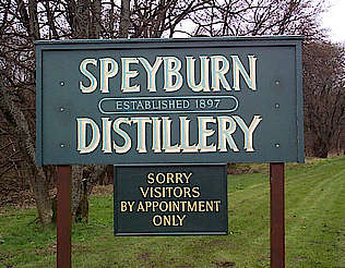 Speyburn company sign uploaded by Ben, 22. Apr 2015