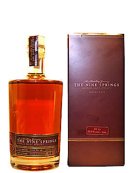 The Nine Springs Sherry Cask No.36