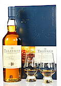 Talisker with white wine cask Glasses