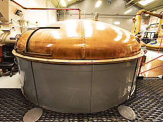 Glengoyne mash tun uploaded by Ben, 17. Jun 2019